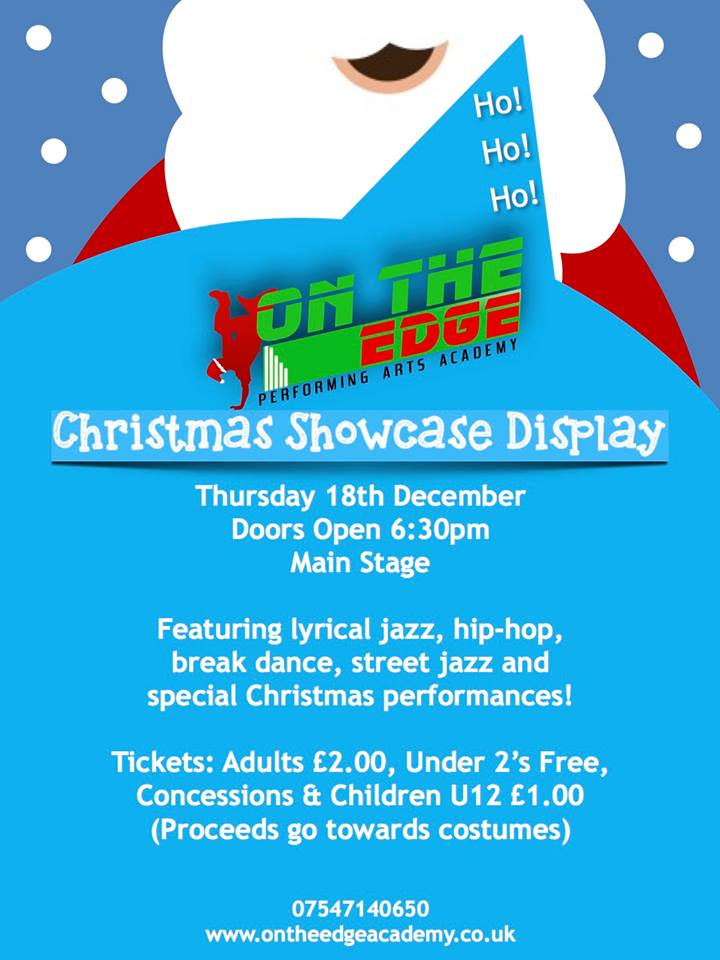 Maghull Christmas Showcase